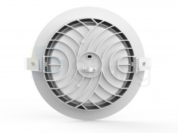 LED downlight UP97 gallery 2